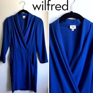 Wilfred Franca Dress in Celestial Blue